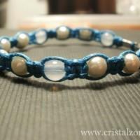 B26D - Margele acrilice + Perle sticla 6 mm - 8 lei